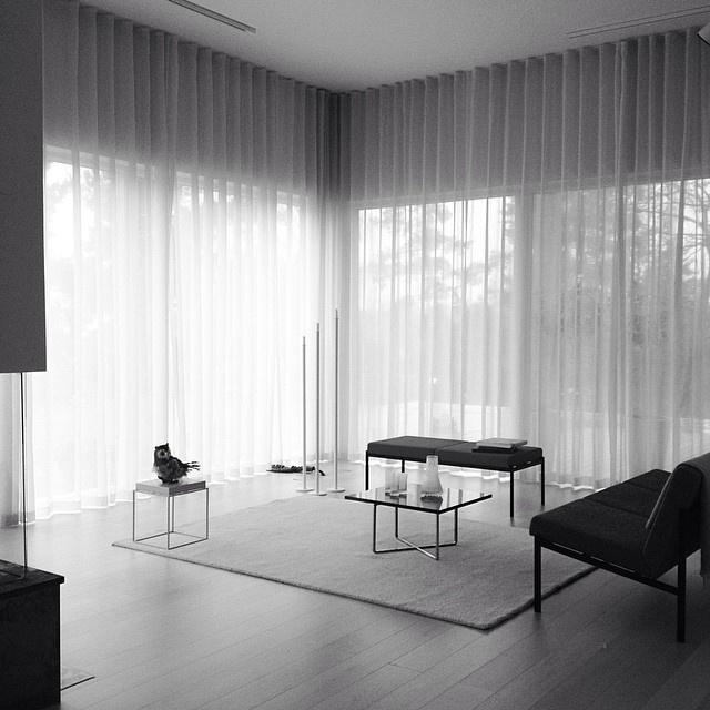 B22 Design : Photo #interior #curtains
