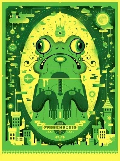 OMG Posters! #illustration #erwin #graham