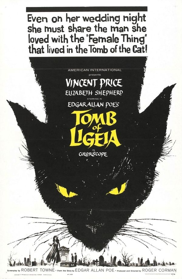 tomb_of_ligeia_poster_01 #movie #retro #poster