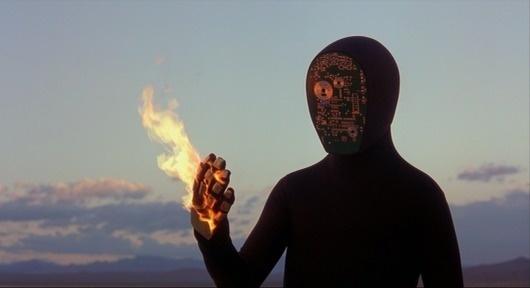 Electroma3.png 1,355×737 pixels #punk #sky #robot #electroma #daft #fire