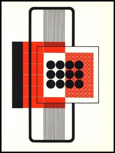 Alvin Lustig was an American book designer, graphic designer and typeface designer.