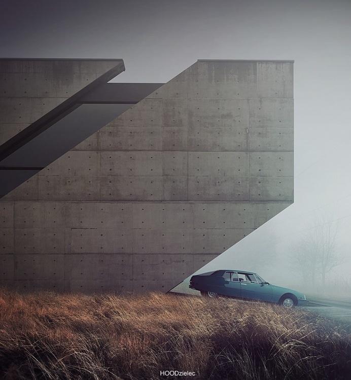 House no. 118 by Adam Spychala