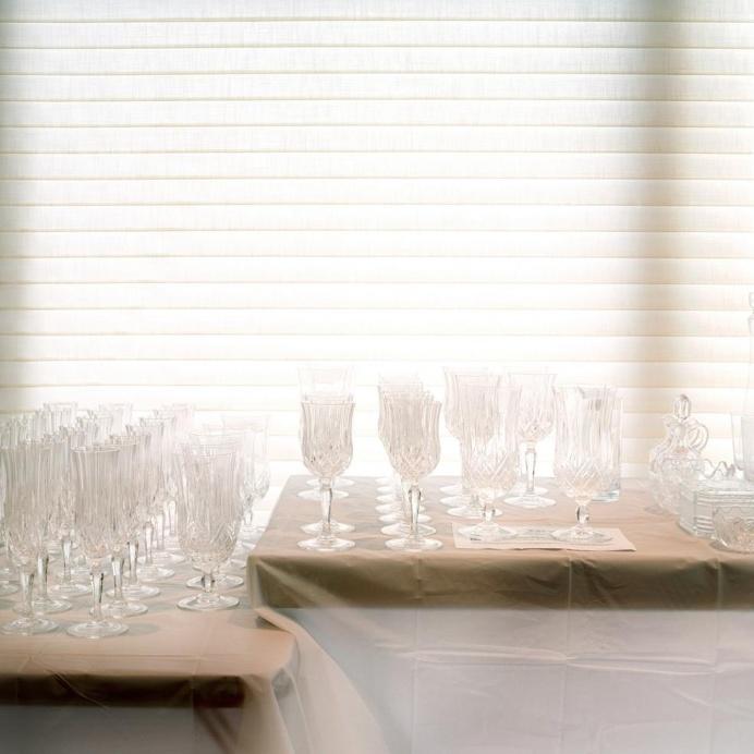 Glasses 1950's