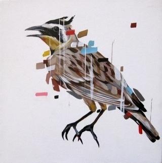 Creative Journal - design, art, architecture and photography inspiration #illustration #bird
