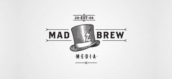 Mad Brew Media #logo