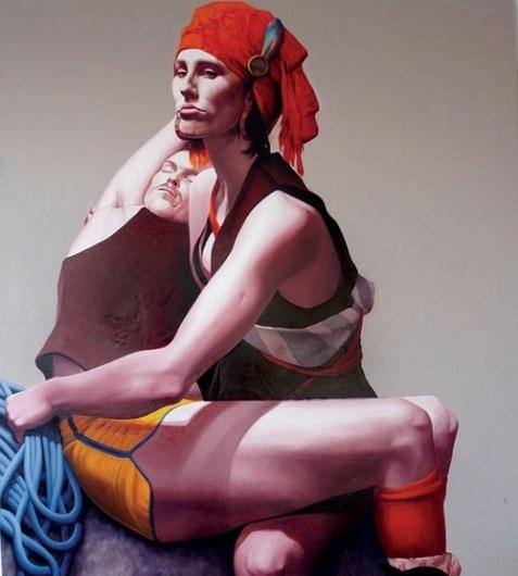 Kirsty Whiten - BOOOOOOOM! - CREATE * INSPIRE * COMMUNITY * ART * DESIGN * MUSIC * FILM * PHOTO * PROJECTS #painting #art