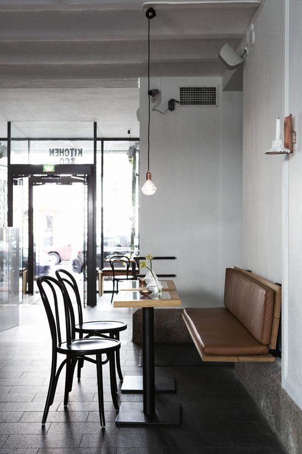 The Design Chaser: Joanna Laajisto #interior #chairs #design #decor #deco #thonet #decoration