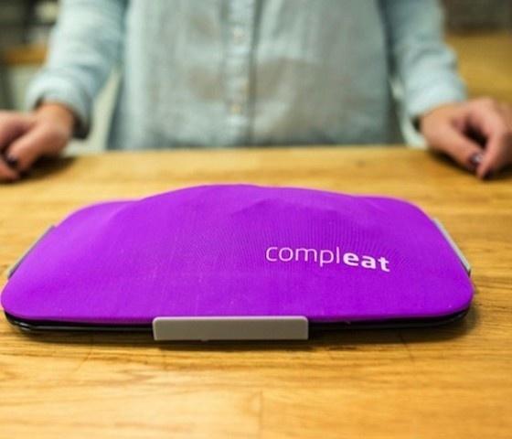 Foodskin Flexible Lunchbox #gadget