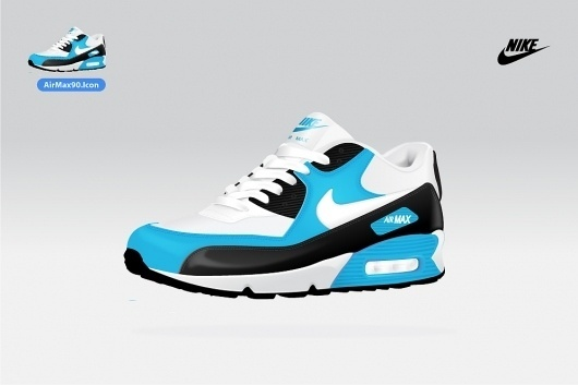 Trainer Icon's : welcom to La La Land #vector #icon #trainer #nike #sneaker