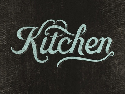 Typeverything.com,by Sergey Grigoryan #type #kitchen #lettering #typography