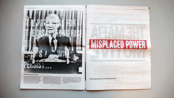 The Kennedy Conspiracy Newspaper #type