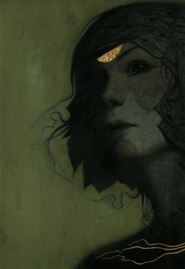 Dawn_II.jpg (830×1200) #ruas #fables #joao #painting #souvlaki