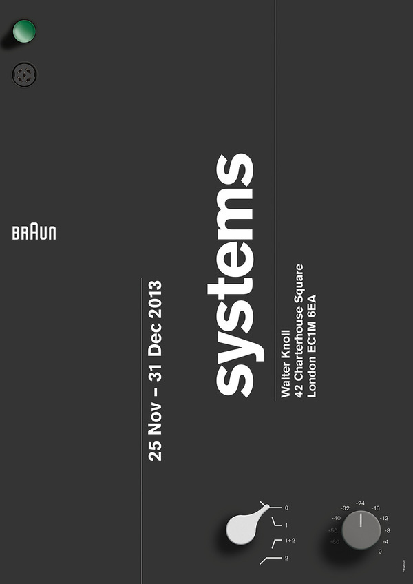 Systems – Poster Series #series #poster #systems