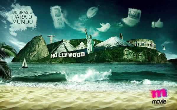 World #sun #ads #marinelli #world #rodrigo #island #beach