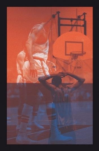 HUH. Magazine - HORT for Nike Empire Tested #nike #basketball #retro #poster