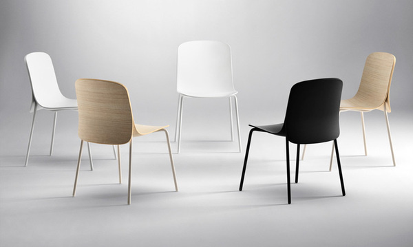 Cape by Nendo #chair #furniture #minimal