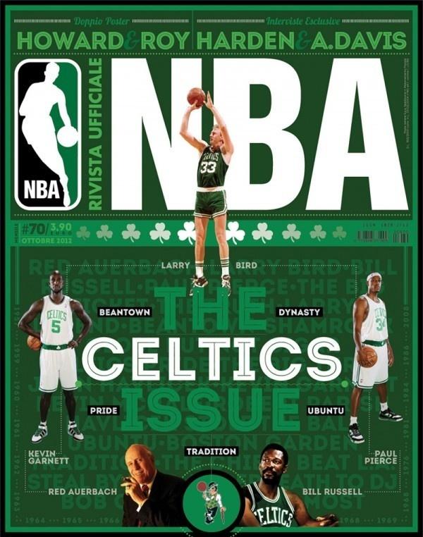 NBAitalia2012octubre #nba #publication