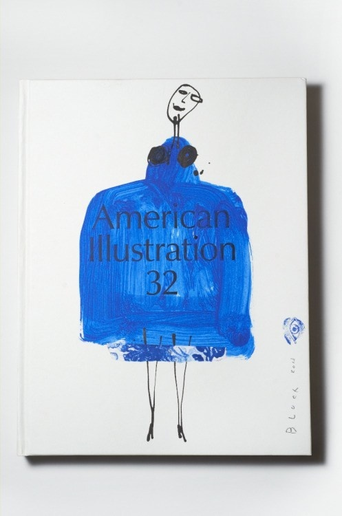 American Illustration put together on one Tumblr the different cover of their numero 32. Among others, it includes the artwork of Jennifer