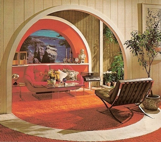 WANKEN - The Blog of Shelby White » Mid-Century Interior Design Flashback #interior #1950s #design #1960s #mid #1970s #century