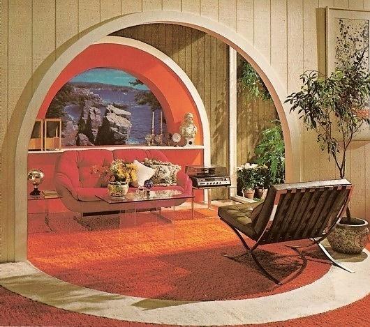 WANKEN - The Blog of Shelby White » Mid-Century Interior Design Flashback