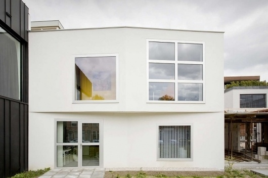 Architecture Photography: House NL III / GAAGA - House NL III / GAAGA (122898) – ArchDaily #architecture #minimal #gaaga #windows