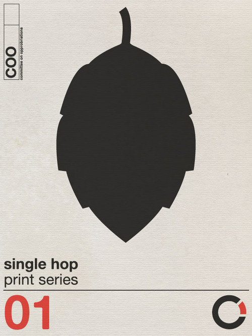 single hop #beer #hop #single #modernist #opprobriations