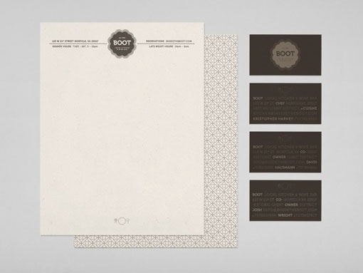 design work life » cataloging inspiration daily #ivory #pattern #business #seal #minimal #collateral #dark #letterhead #cards #grey