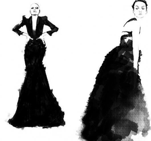 Spiros Halaris Illustration – Illustration inspiration on MONOmoda