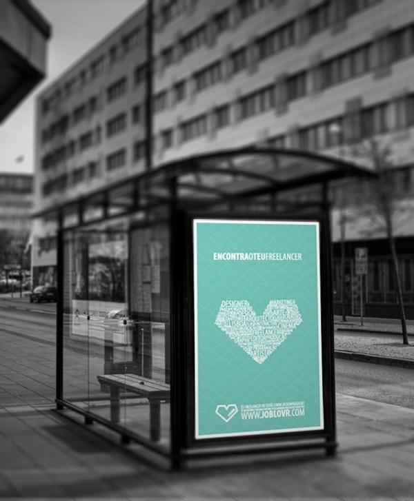 JOBLOVR #design #graphic #freelancer #posters #poster