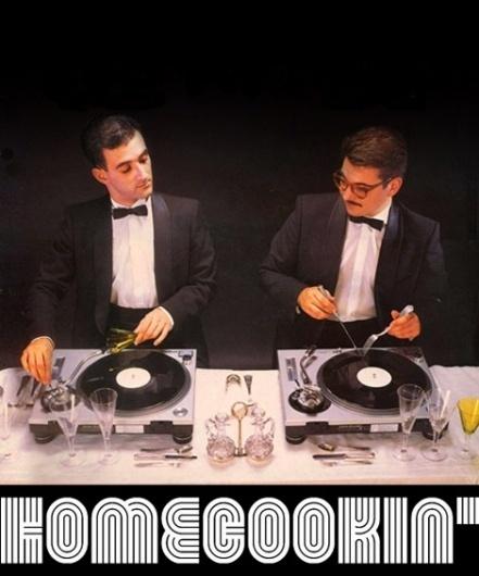HomeCookin' taste the music #turntables #mixes #food #vinyl #homecookin #music #djmix
