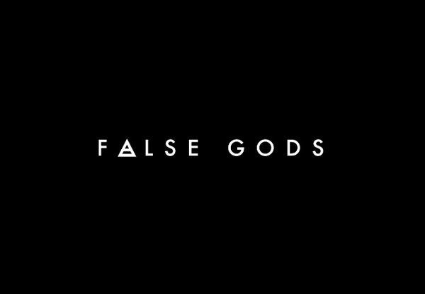 FALSE GODS ROSCOFLEVO #flevo #rosco #gods #print #design #false #logo