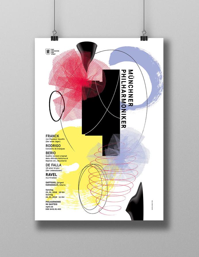 Poster Münchner Philharmoniker