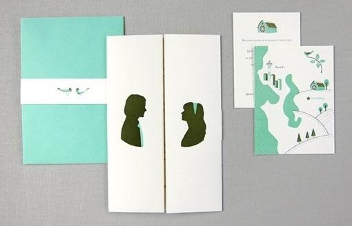 design work life » cataloging inspiration daily #wedding #invitation