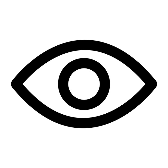 See more icon inspiration related to eye, view, visibility, visible, medical and interface on Flaticon.