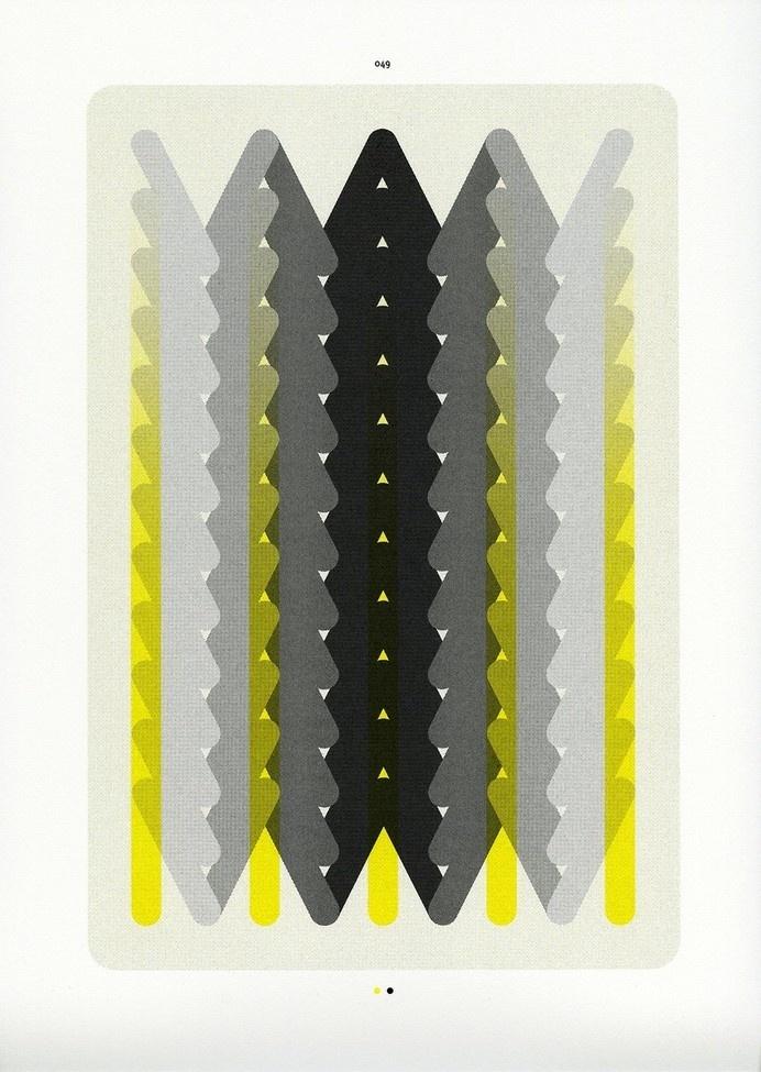 nr.049 Sigrid Calon #pattern #prints