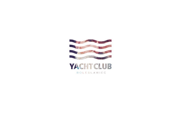 Yacht Club Bolesławiec on Behance #logo