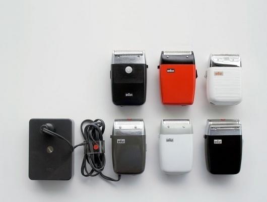 Product examples : Curate and Design #dieter #braun #rams