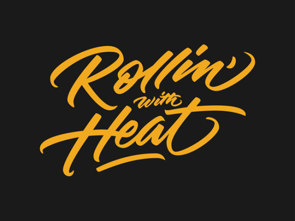 Rollin' with Heat by Daniel Palacios