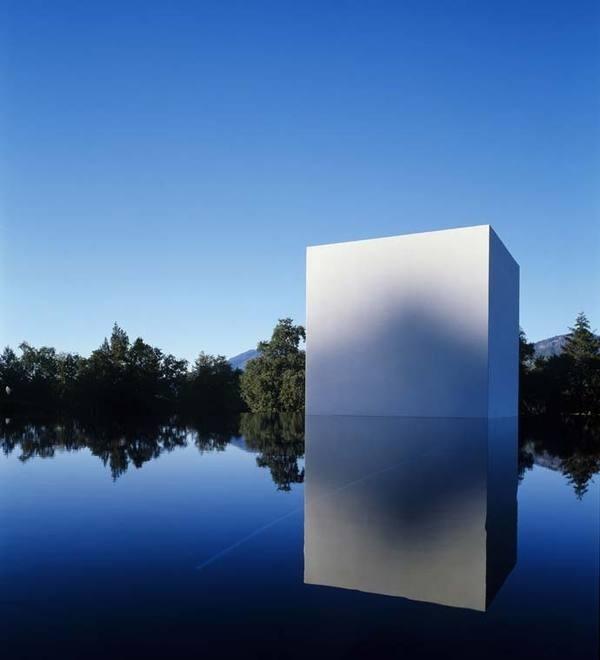 Stonescape #turrell #sculpture #conceptual #contemporary #landscape #james #art #stonescape #lake
