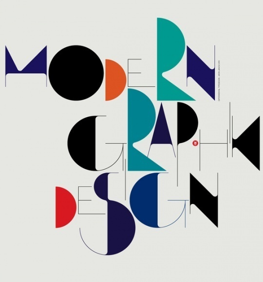 Typography by Áron Jancsó #modern #typography