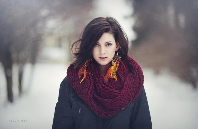 Clara by Daniela Haubertová #photography #portrait