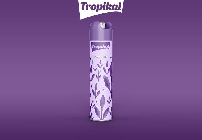 Air freshener Brand Concept