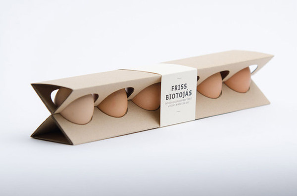 Egg Box The Dieline The #1 Package Design Website