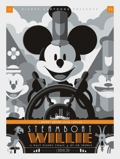 OMG Posters! #steamboat #mickey #poster