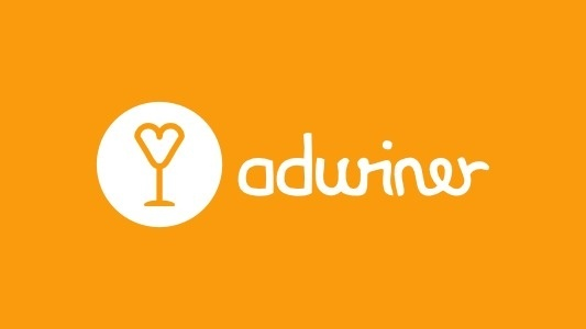 Adwiner - wine advisor #mark #icon #identity #symbol #logo #typo