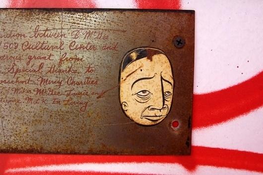 Fecal Face 10 Year Anniversary Opening Pics #graffiti #art