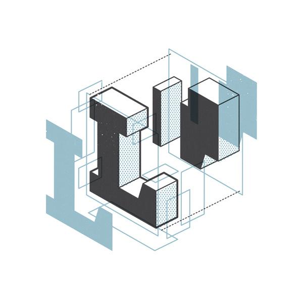 The Exploded Alphabet — the Design Office of Matt Stevens   Direction + Design + Illustration