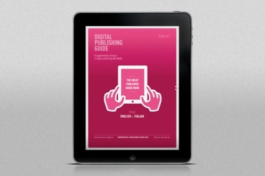 Digital Publishing Guide #dps #guide #ipad #publishing #digital #app #adobe #magazine