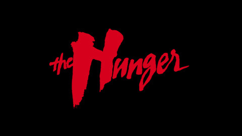 The Hunger 1983 Poster