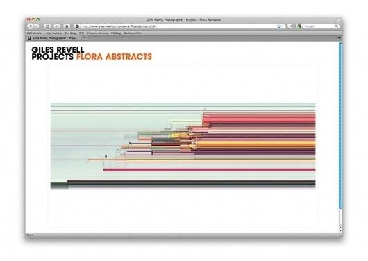 gilesrevell.com « Studio8 Design #website #digital #inspiration
